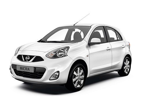 nissan micra fly rent car