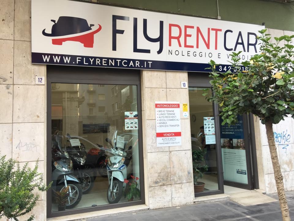 flyrentcar autonoleggio catania sede